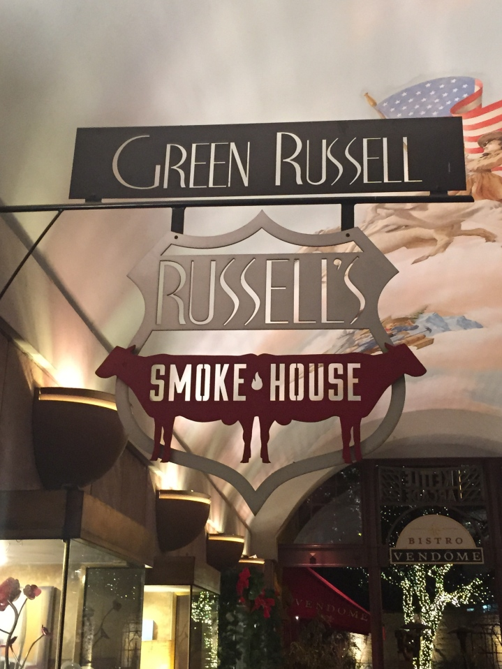 Green Russell